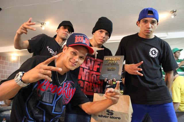 bboy makia campeon knock out 2013